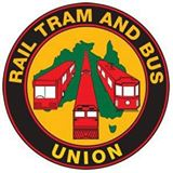 Rail, Tram & Bus Union logo