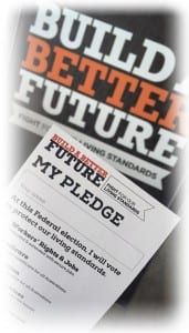 Better Future - Pledge
