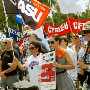UnionsACT - we campaign for working people